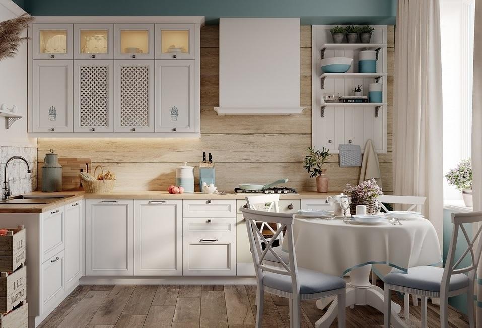 Дом может быть любым, кухня — только LORENA  9