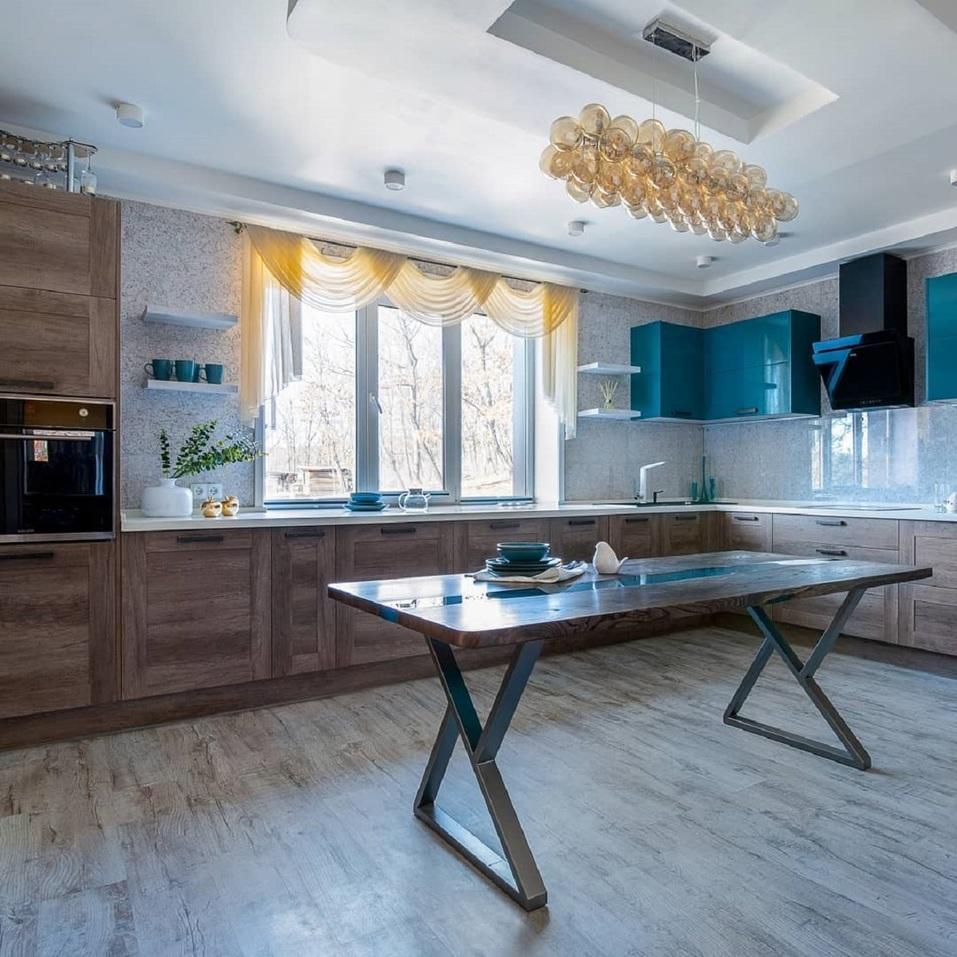 Дом может быть любым, кухня — только LORENA  4