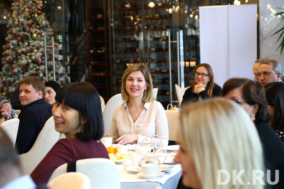 Бизнес-завтрак ДК: стратегия маркетинга, боевой дух команды и астрология 10