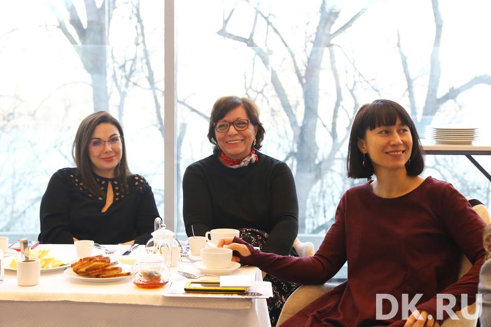Бизнес-завтрак ДК: стратегия маркетинга, боевой дух команды и астрология 15