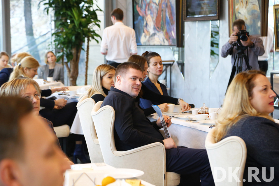 Бизнес-завтрак ДК: стратегия маркетинга, боевой дух команды и астрология 18