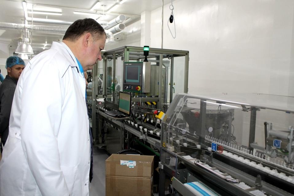 Новосибирское фармпредприятие одним из первых в России запустило маркировку лекарств  6