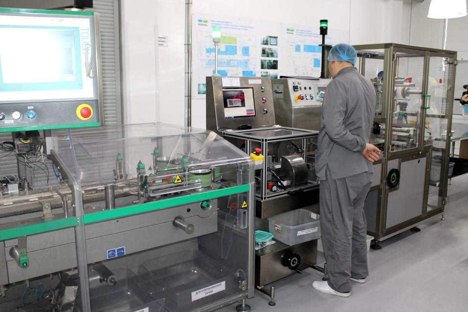Новосибирское фармпредприятие одним из первых в России запустило маркировку лекарств  7