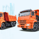 Для приобретения КамАЗов у ООО «Балтийский лизинг» выгодные условия