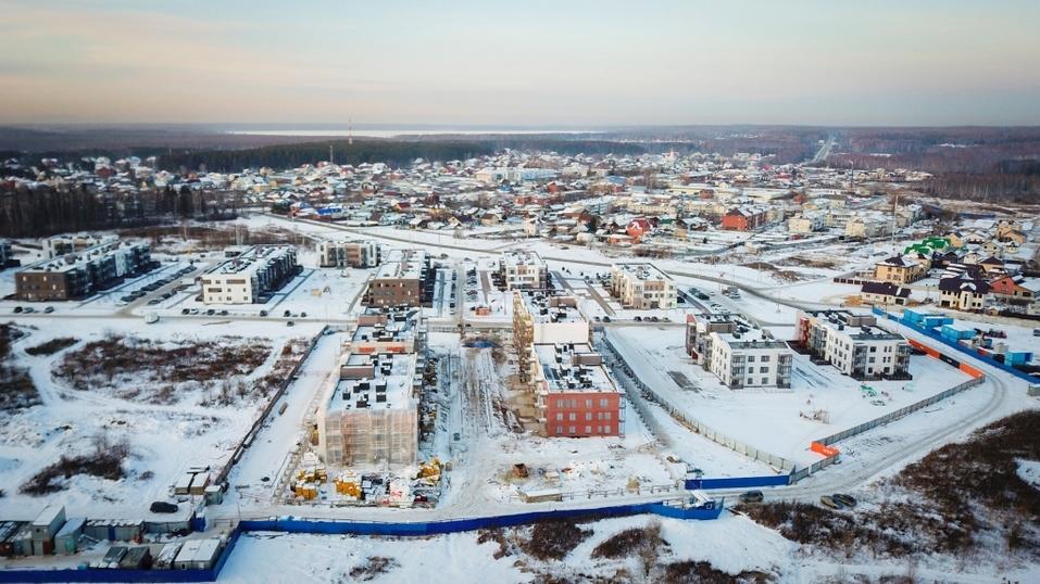 Жить надо на природе. Как рядом с Екатеринбургом строят европейский жилой квартал 1
