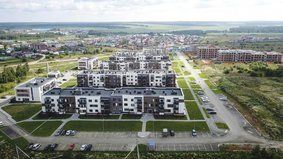 Жить надо на природе. Как рядом с Екатеринбургом строят европейский жилой квартал 3