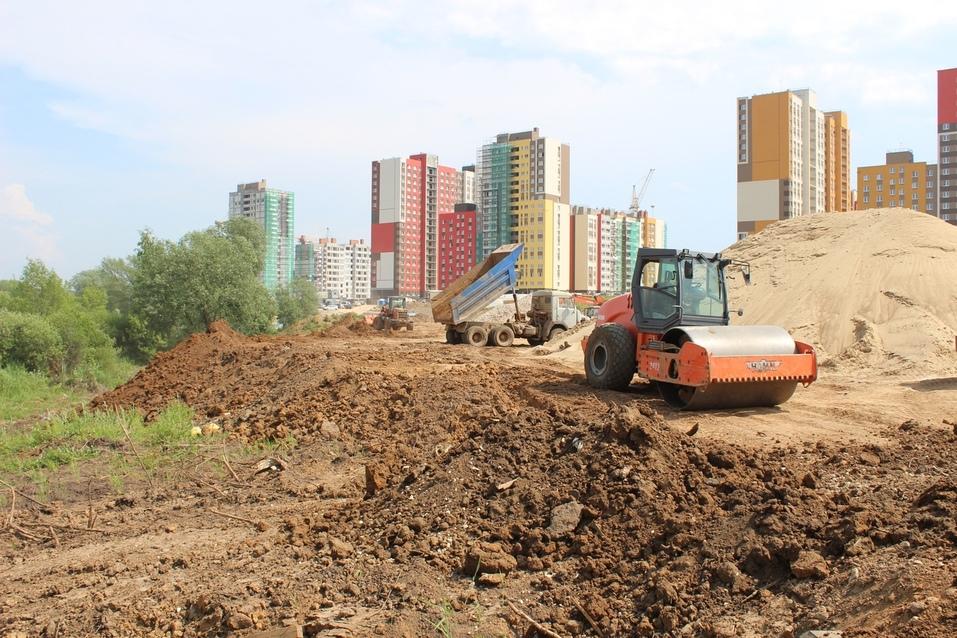 «План на 2020 год — строительство еще трех кварталов, торгового центра и детского сада» 4