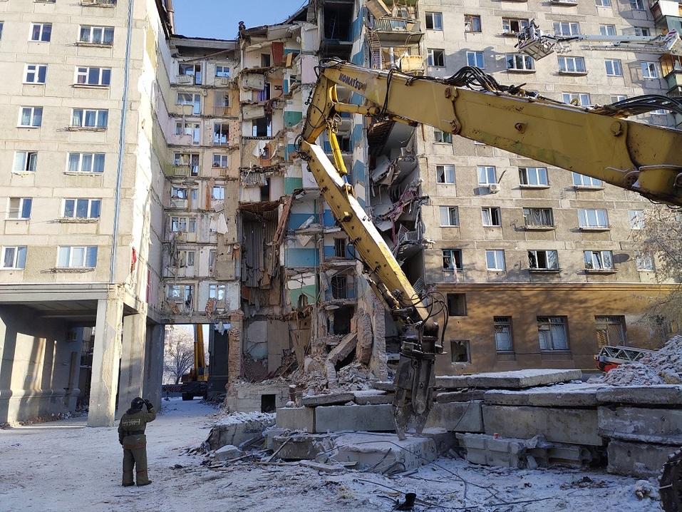 Пресс-секретарь Путина назвал причину трагедии в Магнитогорске 1