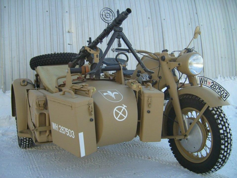 На бывшей площадке «Года живописи» в Красноярске открылась выставка раритетных мотоциклов 1