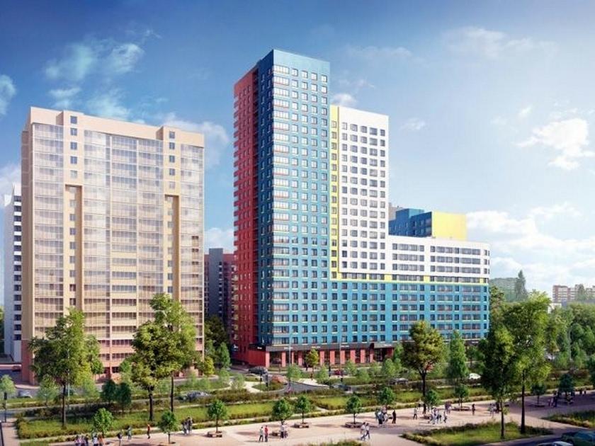 Карта новых строек Екатеринбурга: 11 жилых проектов, стартующих в 2020 году 5