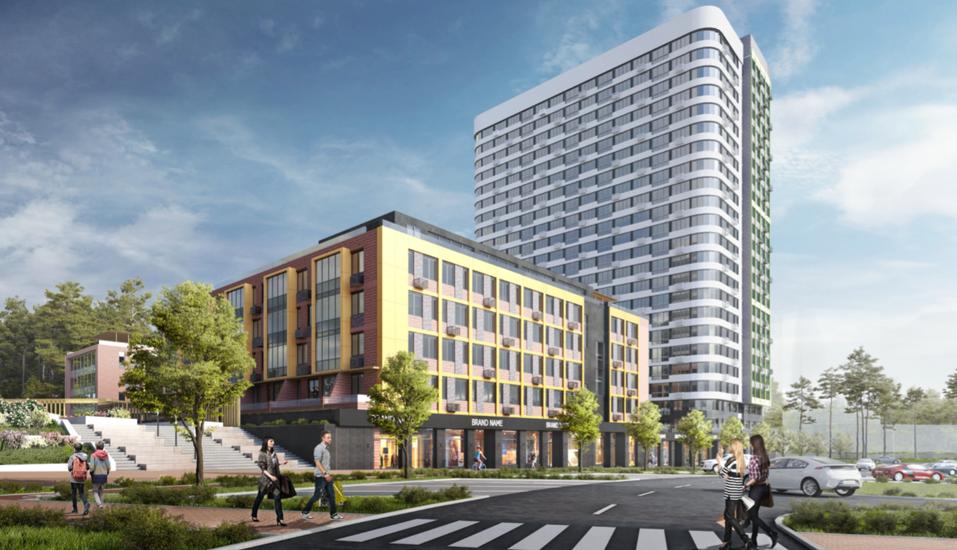 Карта новых строек Екатеринбурга: 11 жилых проектов, стартующих в 2020 году 7
