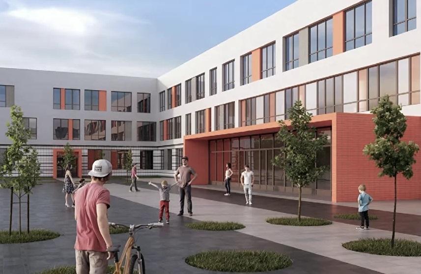 Появился проект образовательного центра за 7 млрд, который планируется построить к 2021 г. 2