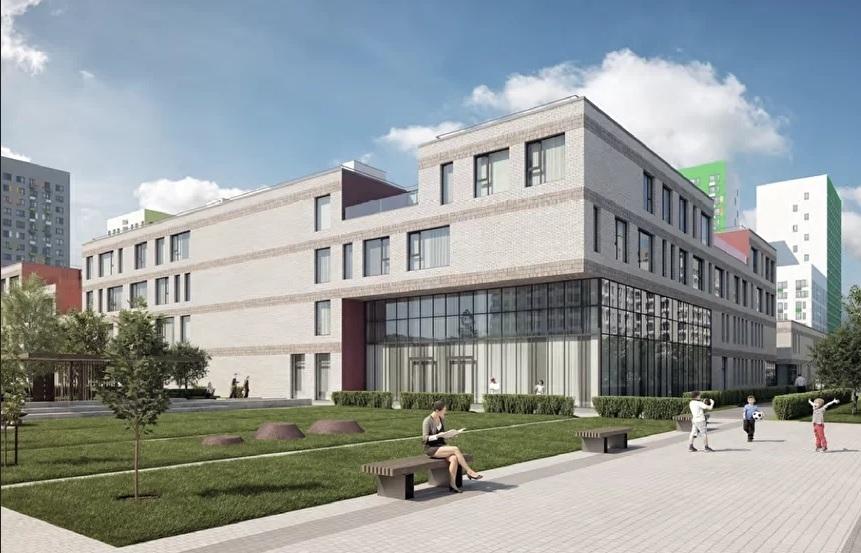 Появился проект образовательного центра за 7 млрд, который планируется построить к 2021 г. 3