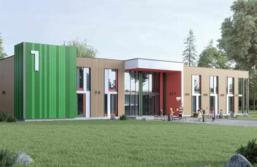 Появился проект образовательного центра за 7 млрд, который планируется построить к 2021 г. 4