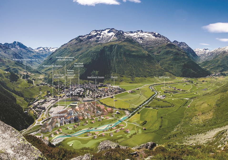 Домик с видом на Альпы — мечта или реальность?  4