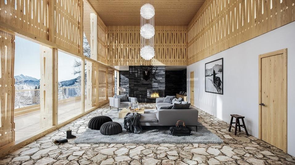 Домик с видом на Альпы — мечта или реальность?  10