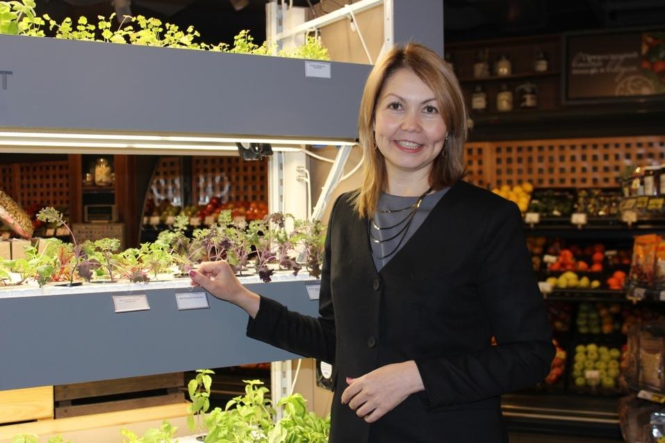 Будущее наступило: продукты будут выращивать прямо в магазине. Первый опыт в Екатеринбурге 4
