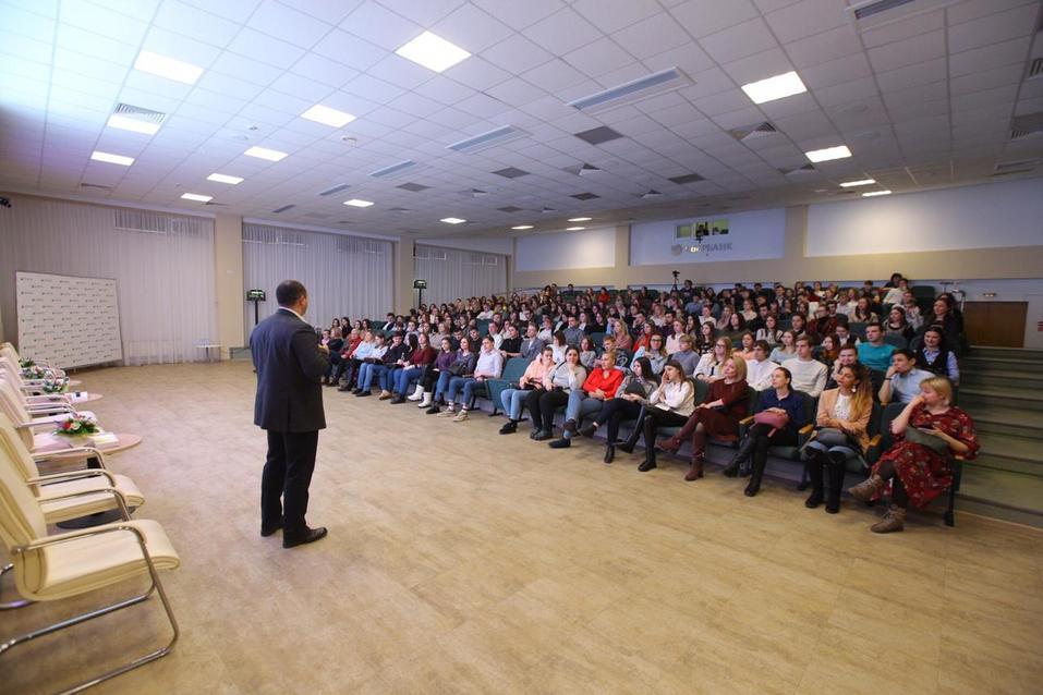 Сбербанк организовал студенческую конференцию #ProSkills в Нижнем Новгороде 1