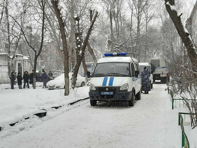 В Нижнем Новгороде задержали предполагаемого виновника взрыва в жилом доме 1