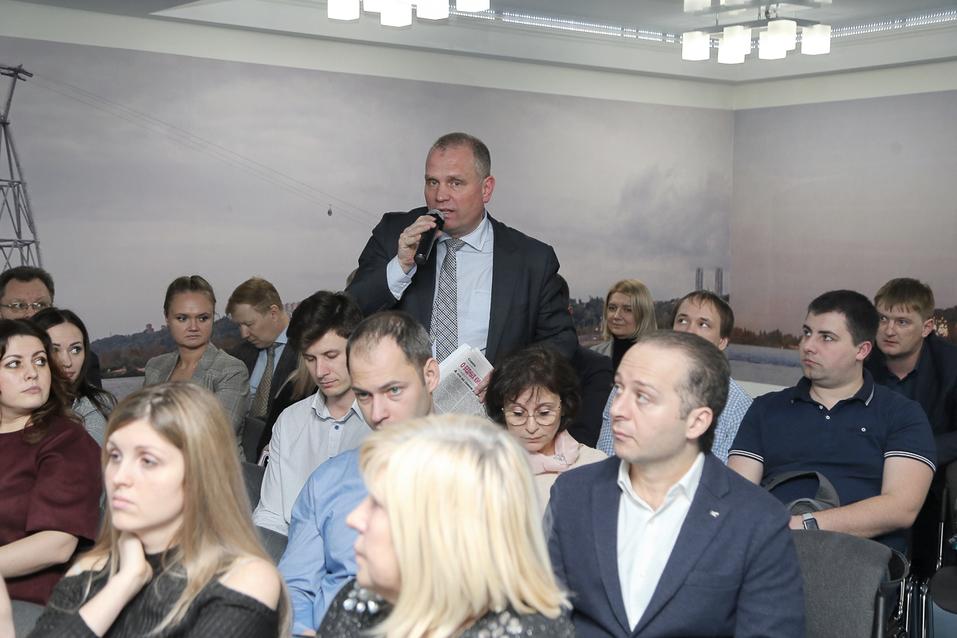 «Как бизнес может через все это пройти?» Итоги встречи мэра с предпринимателями 2