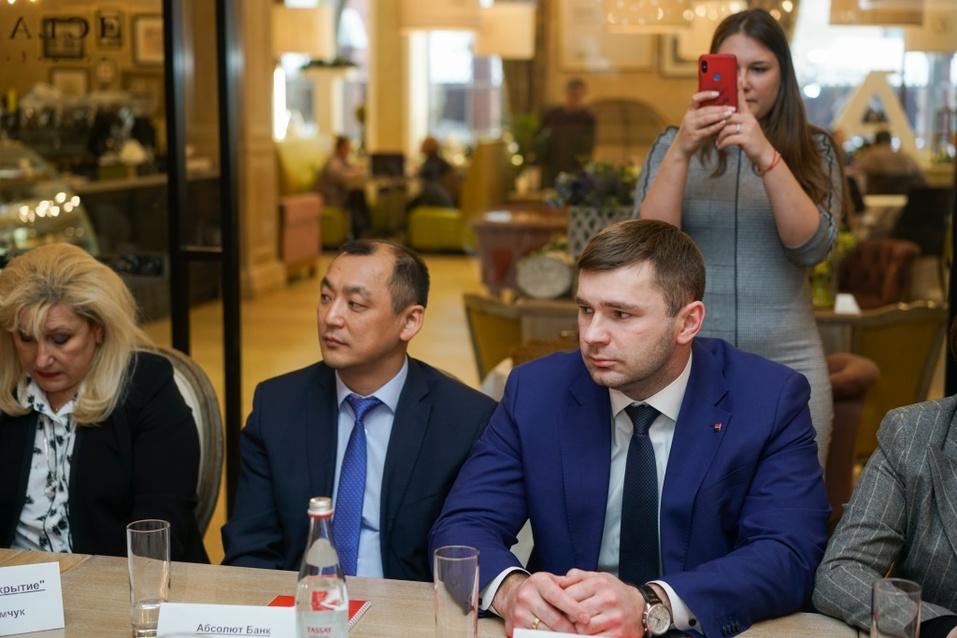 Вытеснит ли цифровизация банковские офисы? Новосибирские банкиры поговорили о переменах 16