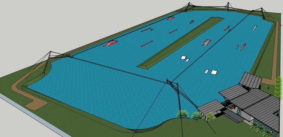 На Бору построят вейк-парк за 100 млн. Как он будет выглядеть? 3
