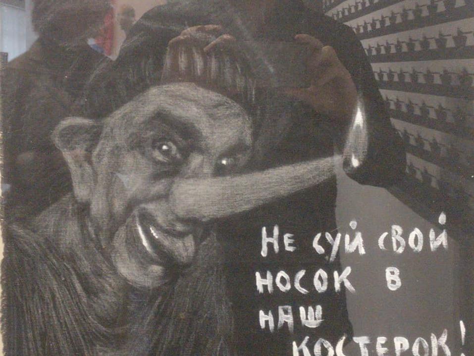 «Наше время пришло погостить в музее», — самая дерзкая выставка в Красноярске   2