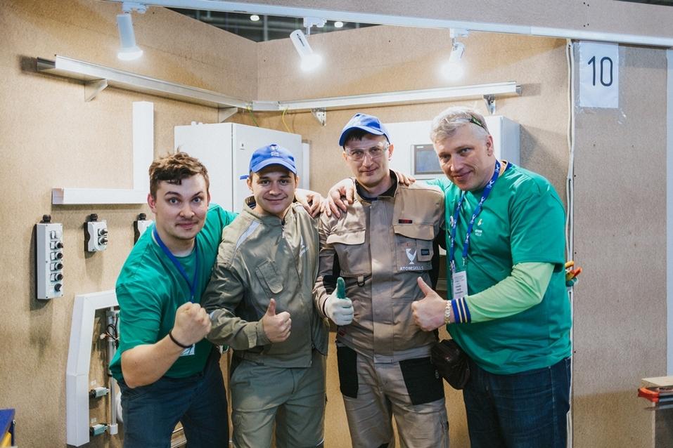 Специалисты УЭХК на профессиональном конкурсе