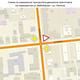 В центре Красноярска поменяют схему движения на одном из самых оживленных перекрестков 1