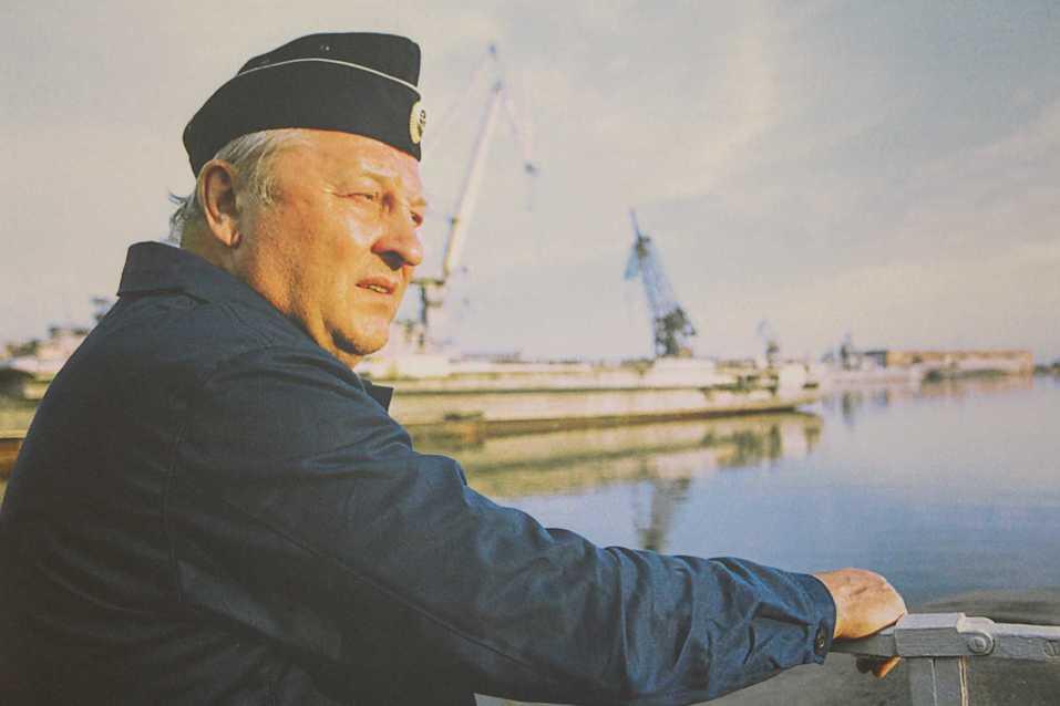 Россель на подлодке «Верхотурье». Фото: Архив Президентского центра Б. Н. Ельцина