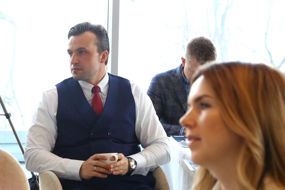 О самозанятых, миллениалах и эффективном мышлении. Как прошел бизнес-завтрак DK? Фотоотчет 18
