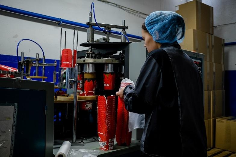 производство коробочек для лапши