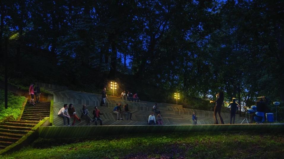 Новый парк, театр, мост и не только. Каким станет Нижегородский кремль к 2023 г.? 2