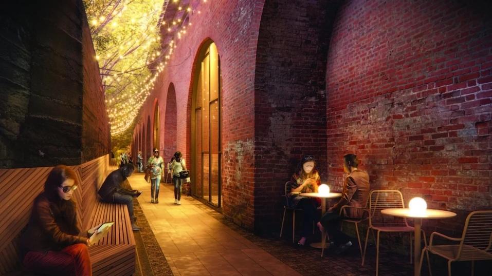 Новый парк, театр, мост и не только. Каким станет Нижегородский кремль к 2023 г.? 4