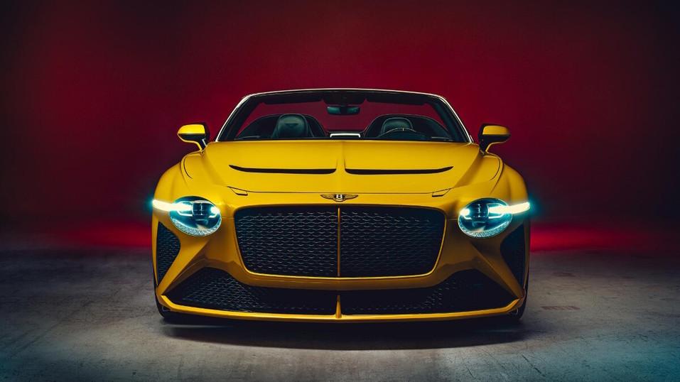 Компания Bentley представила эксклюзивный Bacalar 1