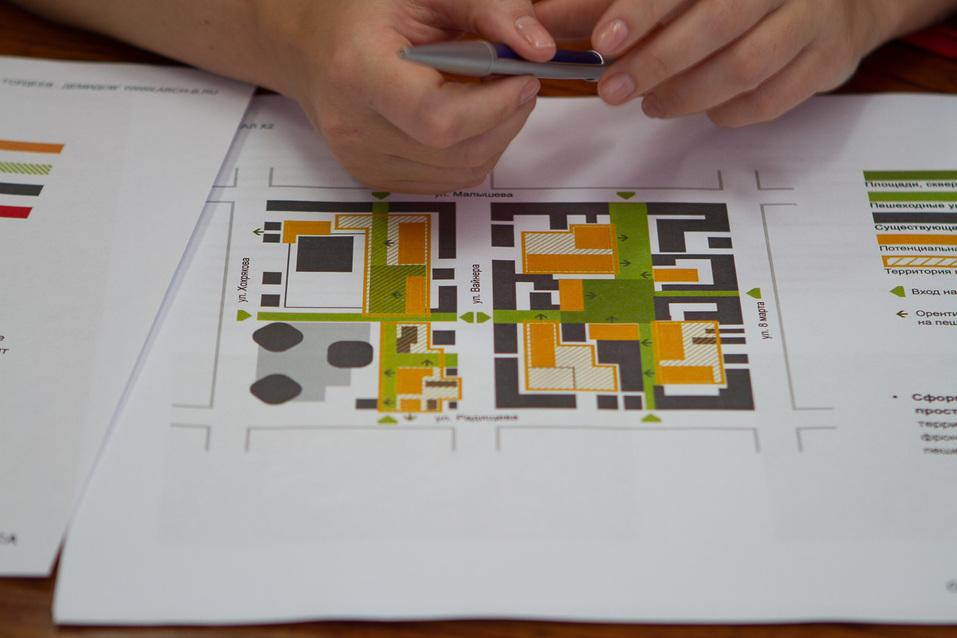 Правильное зонирование пространства даст городу дополнительную площадь под застройку
