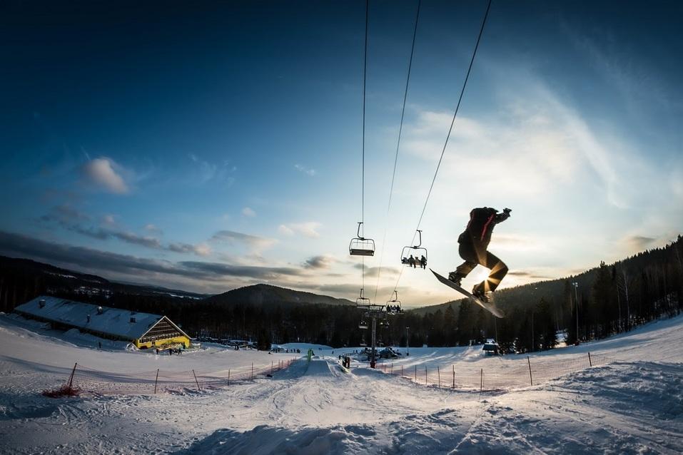 Бархатный сезон: 5 причин провести весенние деньки на горнолыжном курорте «Евразия» 2