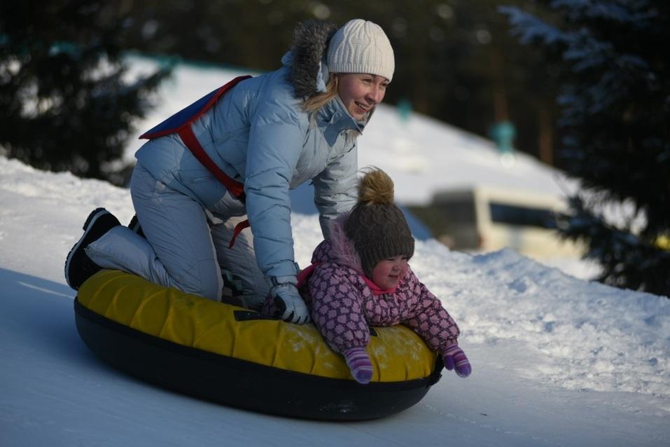 Бархатный сезон: 5 причин провести весенние деньки на горнолыжном курорте «Евразия» 3