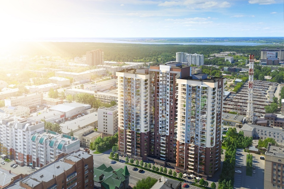 Перспективная недвижимость: на что обратить внимание в Челябинске?  1