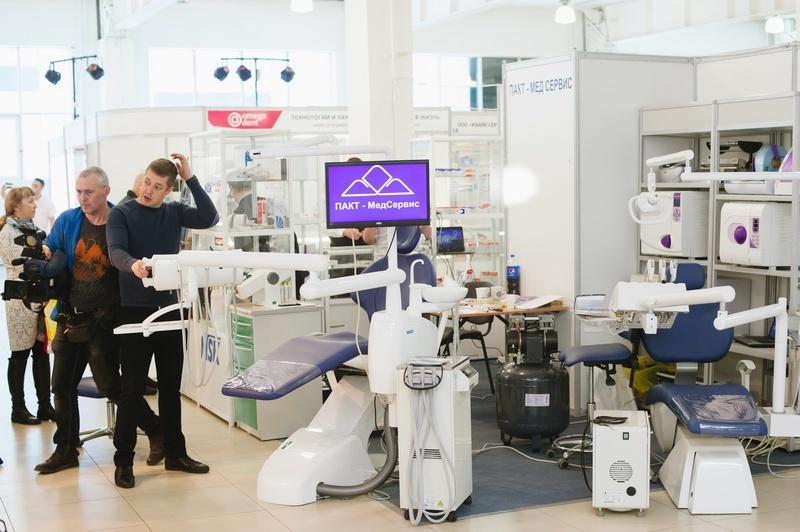 Стоматологи Урала соберутся в Челябинске на профессиональную выставку  2