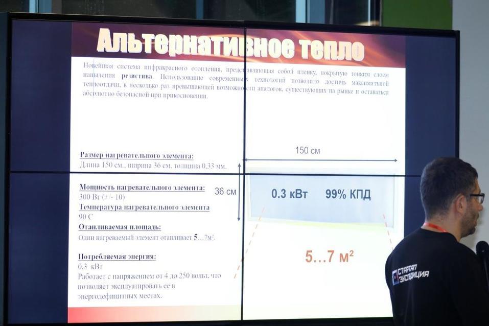Стартаперы Екатеринбурга презентовали проекты топам «Сколково» 1