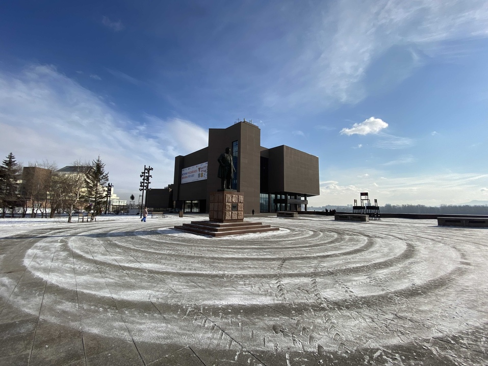 Куда пойти онлайн в Красноярске в ближайшее время?  5