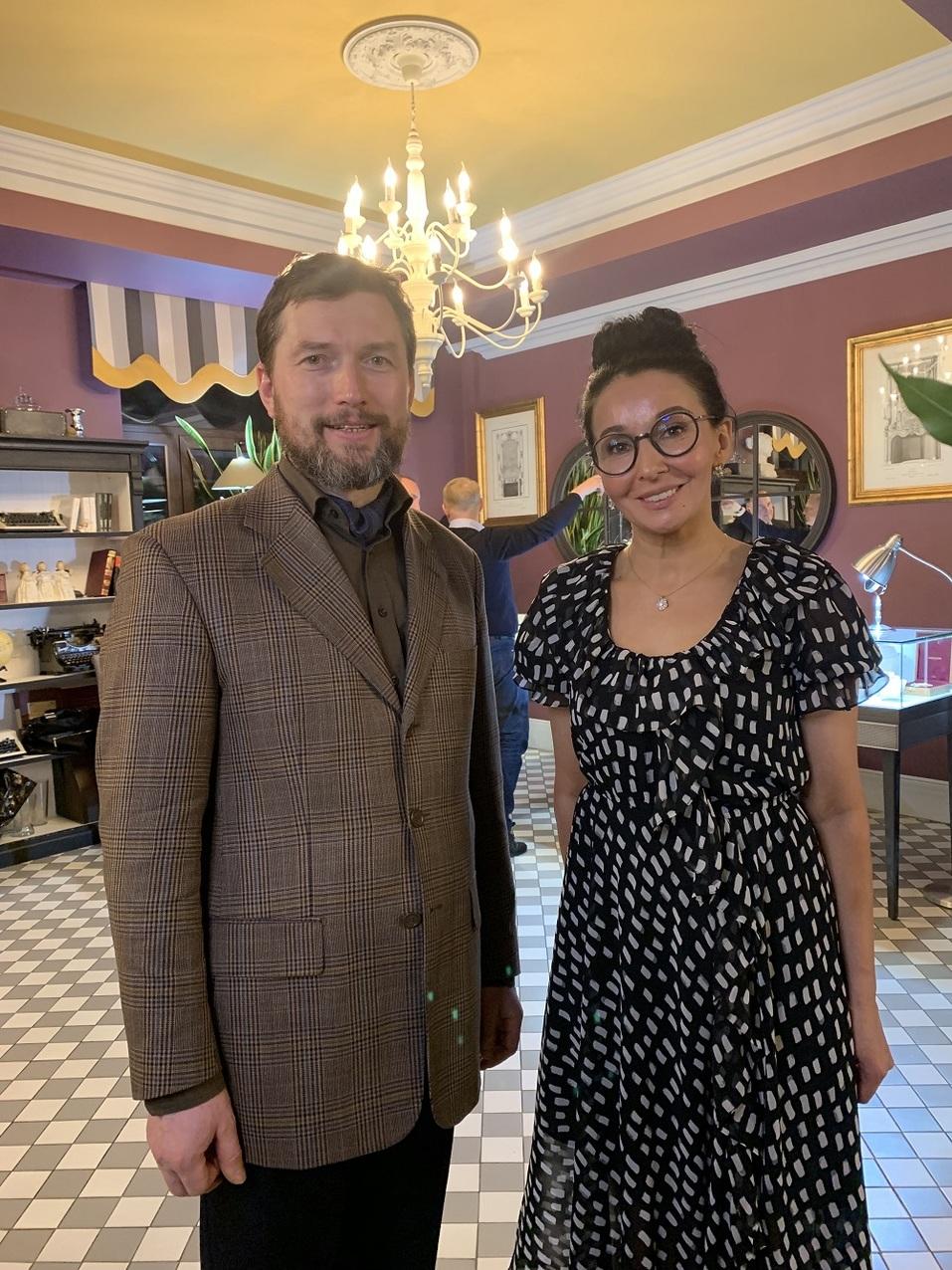 Как найти «своего» ювелира: в Челябинск приехал основатель ювелирного дома MOISEIKIN 2