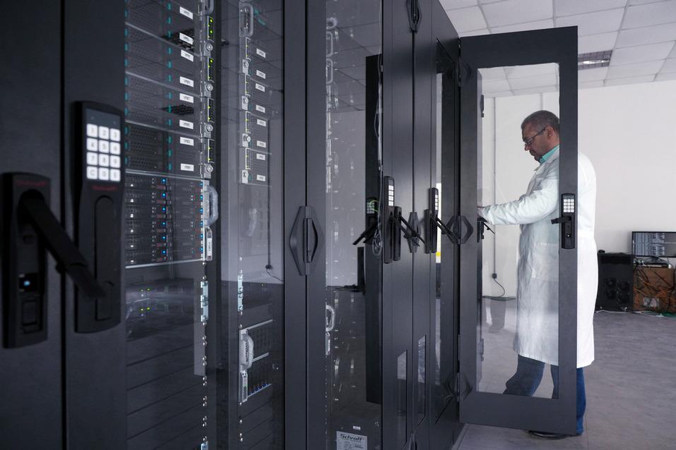 Суперкомпьютеры, оборудование для АЭС, йогурты и хлеб. Что производят в технопарке «Саров» 6
