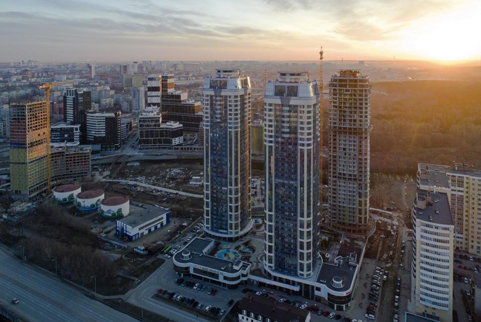 Стройки во время самоизоляции, новый мегапроект за 1 млрд и почему цены на жилье не рухнут 1