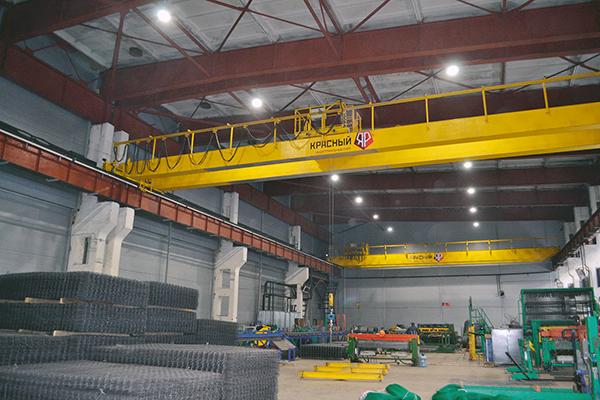 Индустриальный парк «Красный Яр» — один из лидеров промышленной недвижимости региона 3