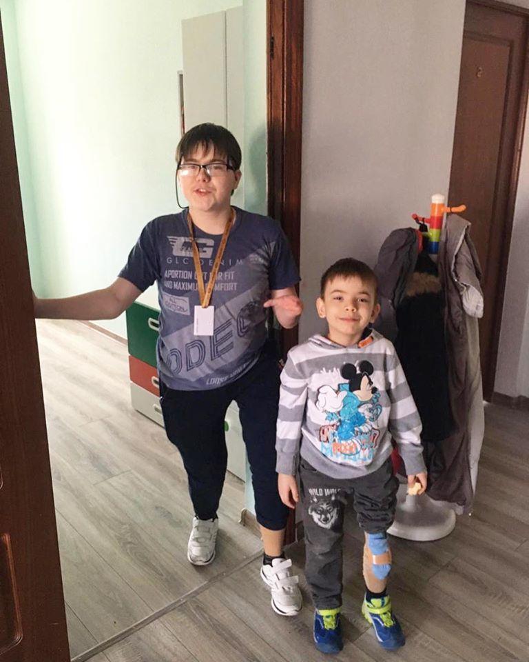 «Екатерининская ассамблея» подарила возможность ходить еще шестерым детям 1
