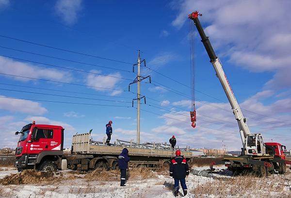 Красноярский филиал Россети Сибирь: «Работа энергетиков не стоит на месте» 1