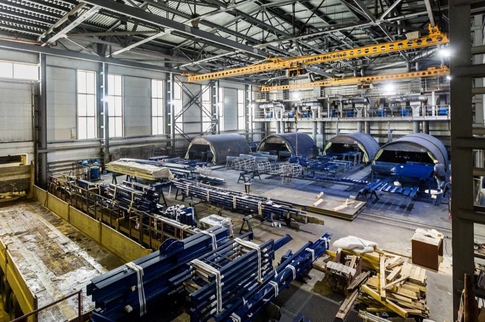 Александр Депершмидт: «Теперь мы строим заводы, которые становятся флагманами экономики» 3