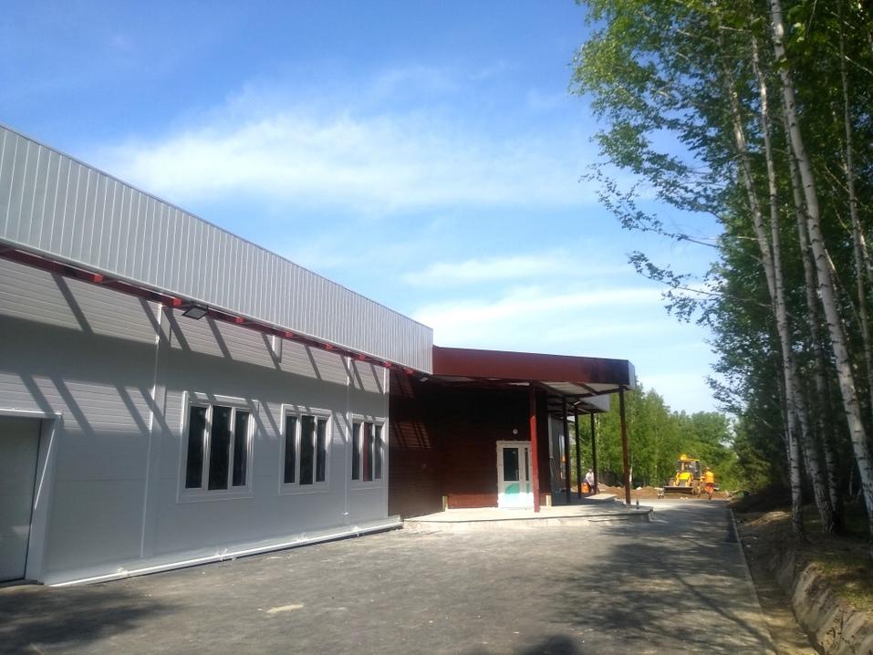 «Стрижи» снесли ветхий дом для строительства ЖК. Видео  2